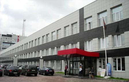 строительство офисных комплексов