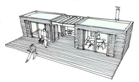проекты быстровозводимых домов