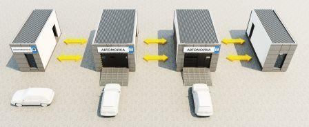 модульные автомойки, мобильные автомойки автономные