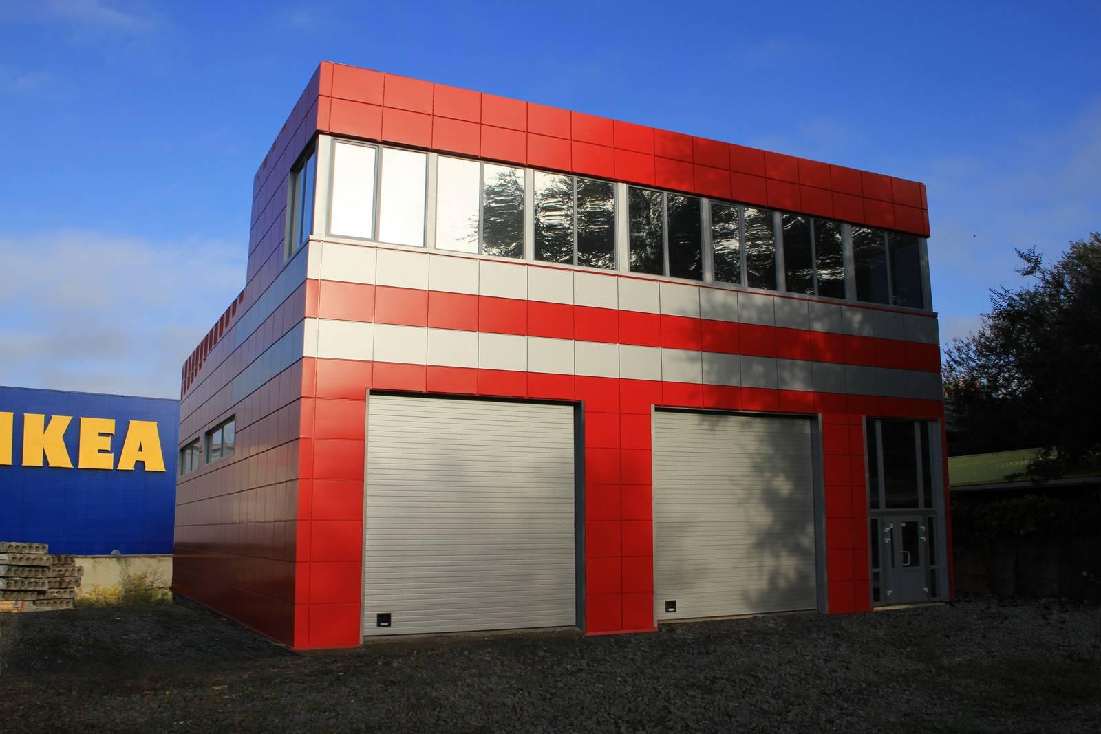 Строительство автомоек Модульные автомойки Здание под автомойку Цена и заказ строительства
